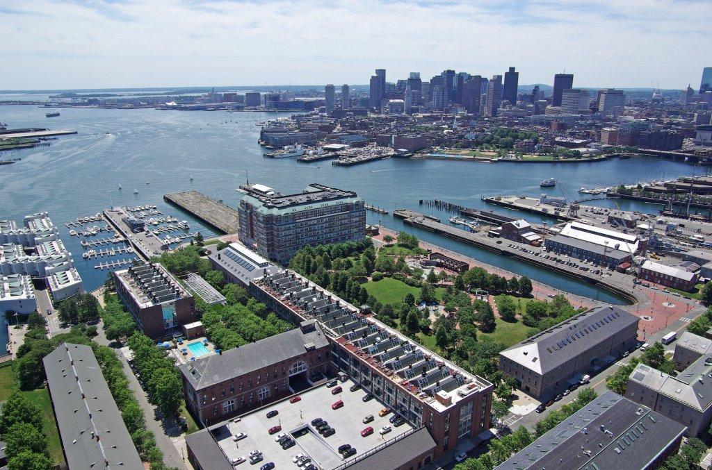 Charlestown's Navy Yard