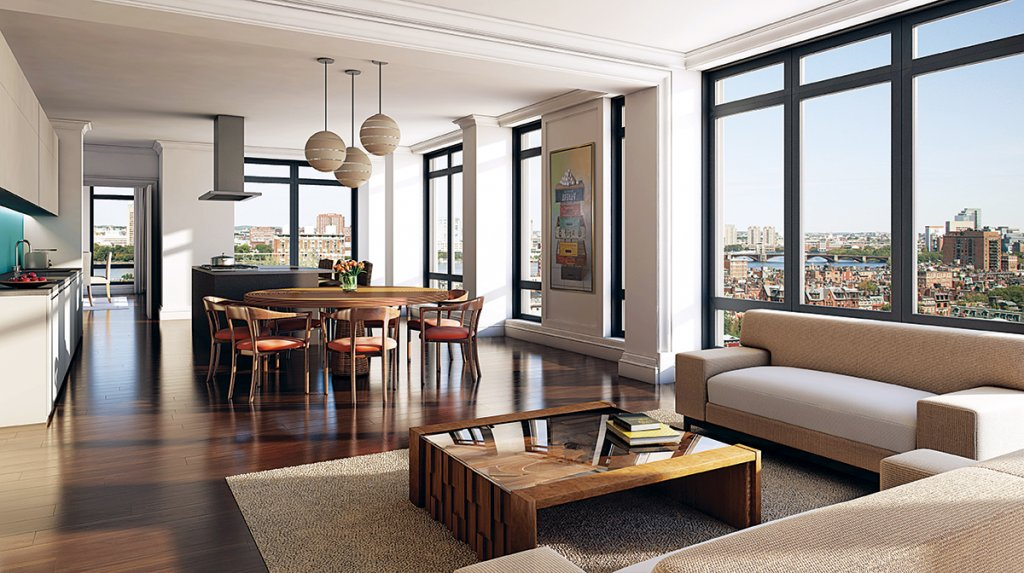 Residences at the Mandarin Oriental Boston