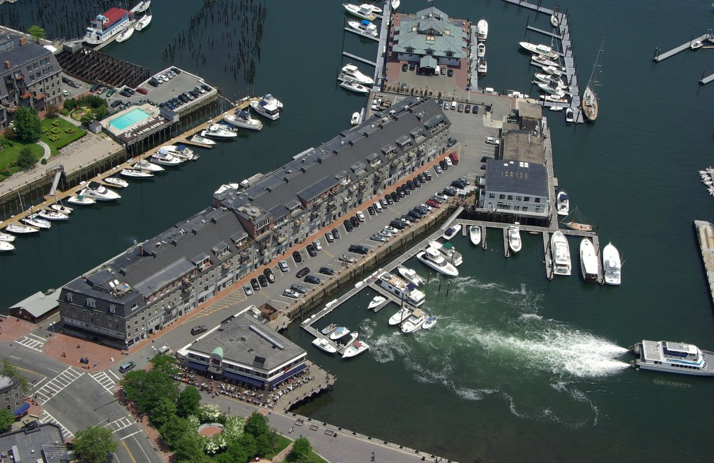 Commercial Wharf East